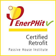 EnerPHit Certified
